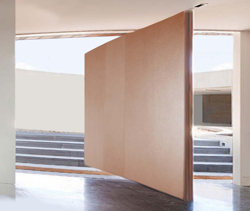 Giant Pivot Door Lightweight High-Strength True Flat