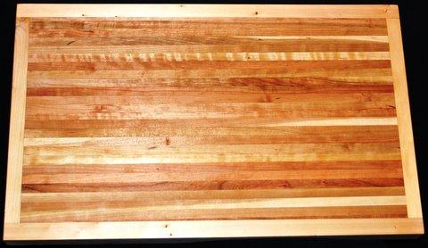 Large singcore wood large pivot door
