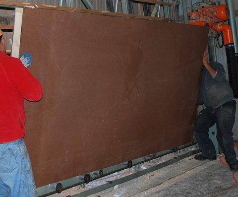 Lightweight singcore panels