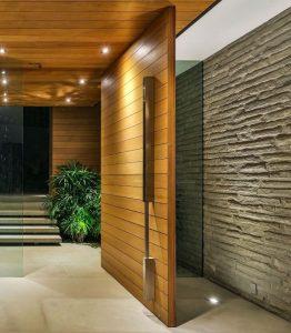 Large Pivot Doors Large Custom Pivot Door Warp Free Wooden Pivot Door Weatherproof Insulated