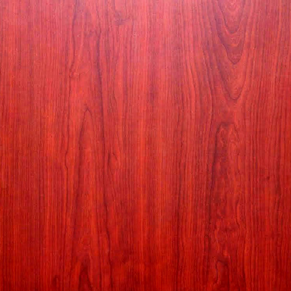 Large Pivot Door Dark Wood Pattern Formica Skin