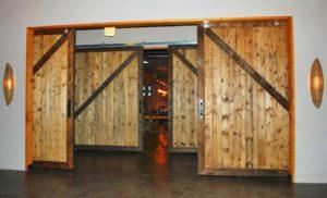 Large Lightweight Interior Sliding Barn Doors