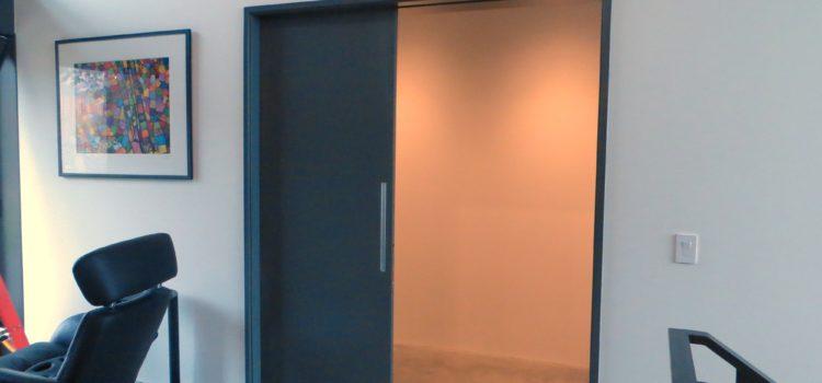 Sound Proof Sliding Door